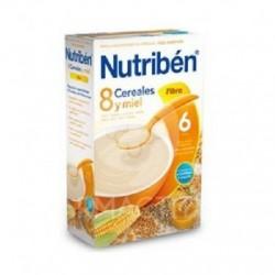 Nutriben 8 cereales miel...