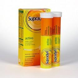 Supradyn activo eferv 30 comp