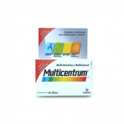 Multicentrum luteina 30...