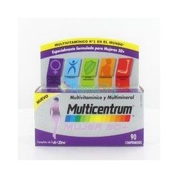 Multicentrum mujer 50 + 90...