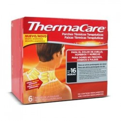 Thermacare cuello + hombros...