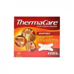 Thermacare adaptable 3 uds