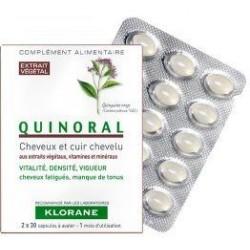 Klorane champu quinina...