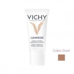 Vichy lumineuse piel seca dore