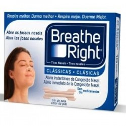 Tira nasal breathe right...