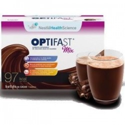 Optifast mix batido cacao 7...